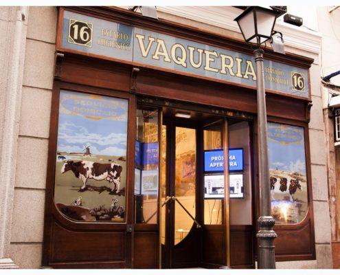 Pop Up Store en La Vaquería Casa de Alba