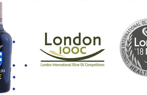 medalla Silver en el 'London International Olive Oil Competitions'