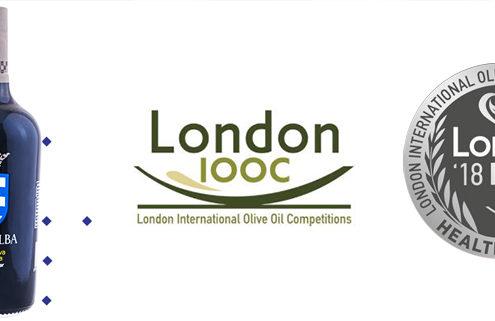 medalla Silver en el 'London International Olive Oil Competitions'