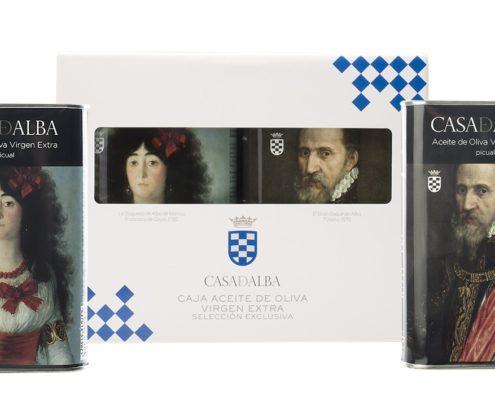 Latas Aceite Oliva Virgen Extra
