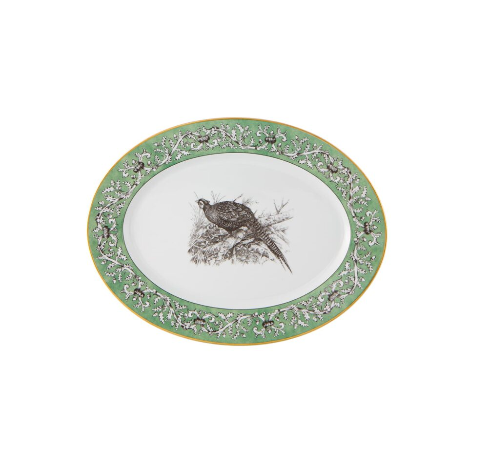 Nova platter of the Liria Palace Tableware