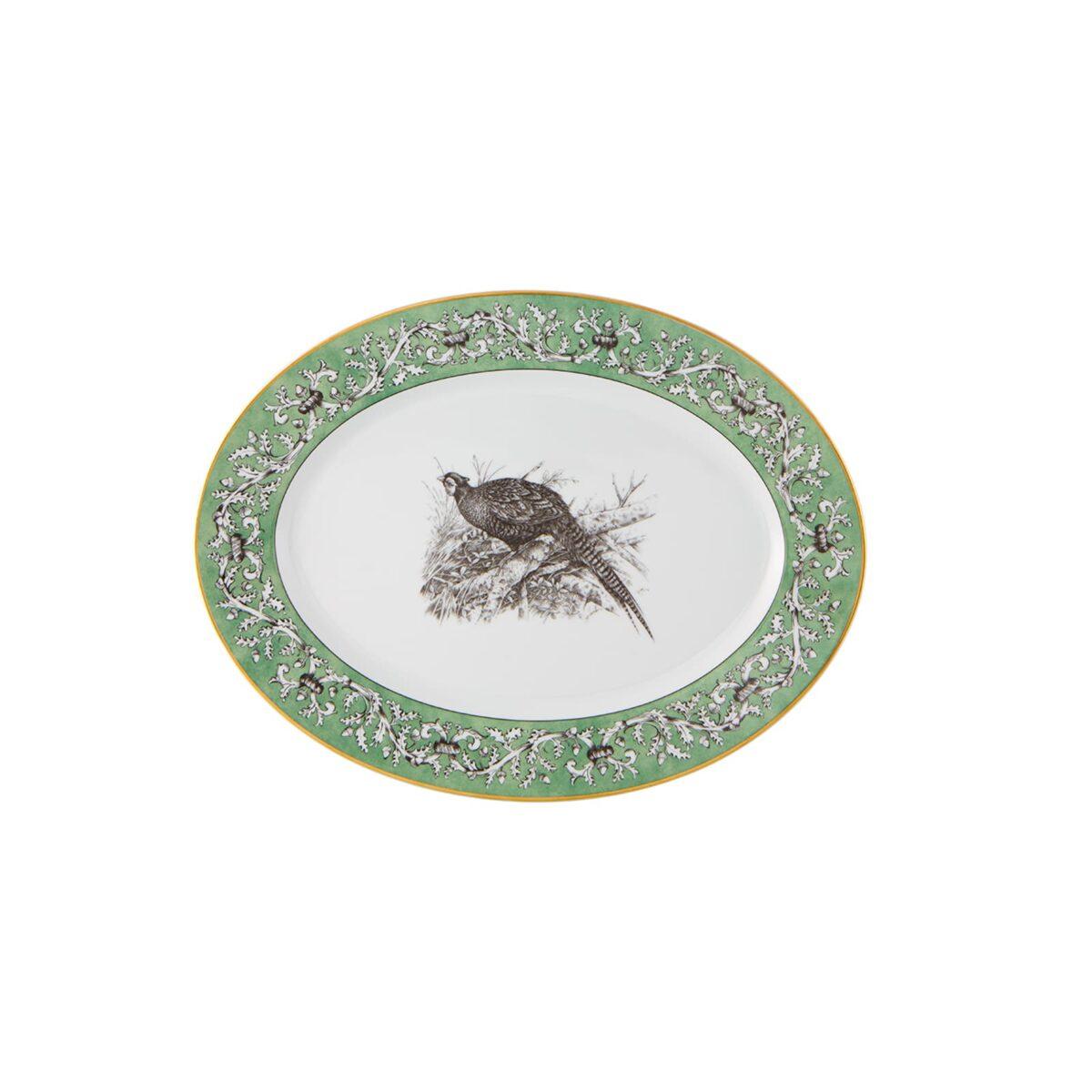 Fuente Mediana (Nova) de la Vajilla del Palacio de Liria.