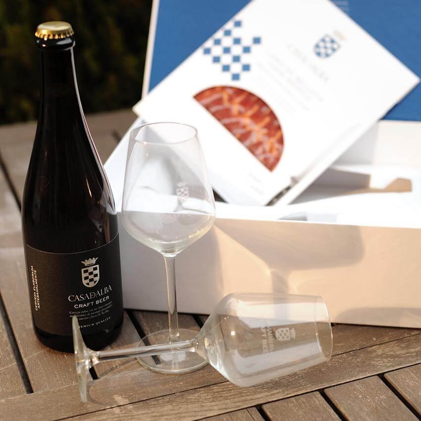 Regalo San Valentin Fine Food Box Casa de Alba