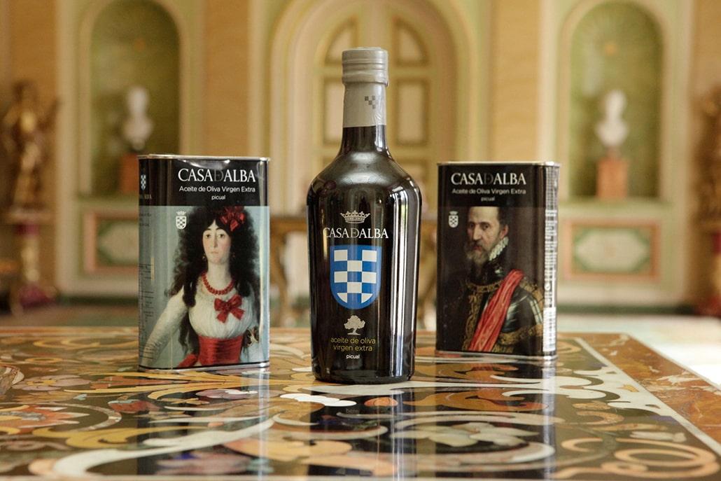 Aceites Colección Casa De Alba Palacio